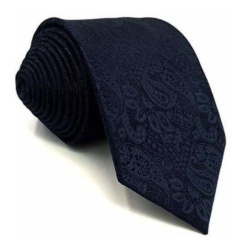 Imagen 1 de 4 de Shlax Ala Corbatas Hombre Hombres Corbata Seda Color Sólid