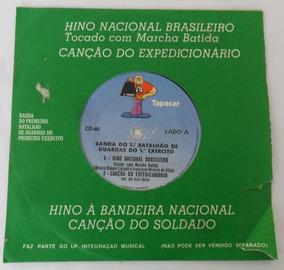 Compacto Disco Vinil Banda Do 1º Batalhão De Guardas Coleção