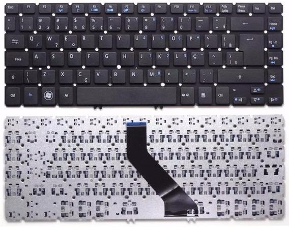 Teclado Ultrabook Acer V5-471 V5-431 V5-472 Nsk-r25sw 1b