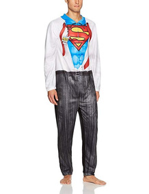 847f65733 Disfraz Pijama De Superman Super Man Para Damas Adultos 2