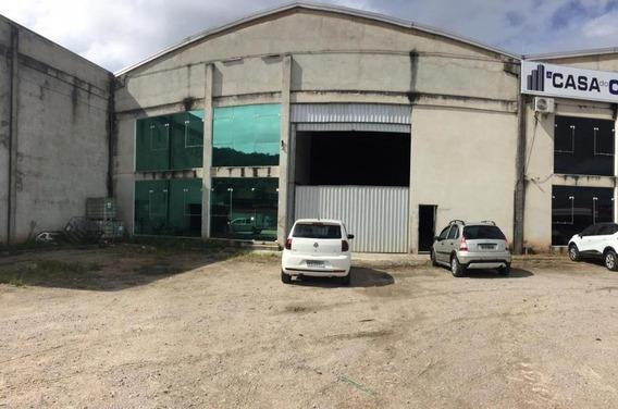 Galpão Em Centro, Balneário Camboriú/sc De 870m² Para Locação R$ 8.000,00/mes - Ga315930