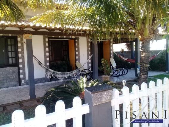 Casa Em Praia Seca (arraial Do Cabo) - Condominio Villagio Valtelina. - Ca00732