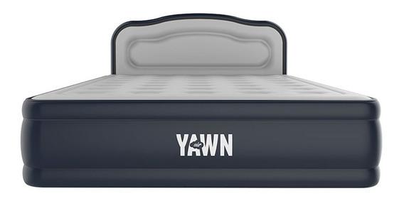 Cama De Aire De Lujo Auto-inflable - Yawn Air Bed