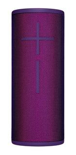 Parlante Bluetooth Boom 3 Ue 360° Waterproof Violeta 15hs