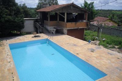 Chacara De 2mil M² Com 600m² De Área Construída Com Piscina Município De São José Da Lapa - 722