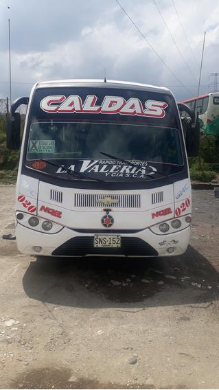 Bus Chevrolet Nqr Carroceria Marcopolo