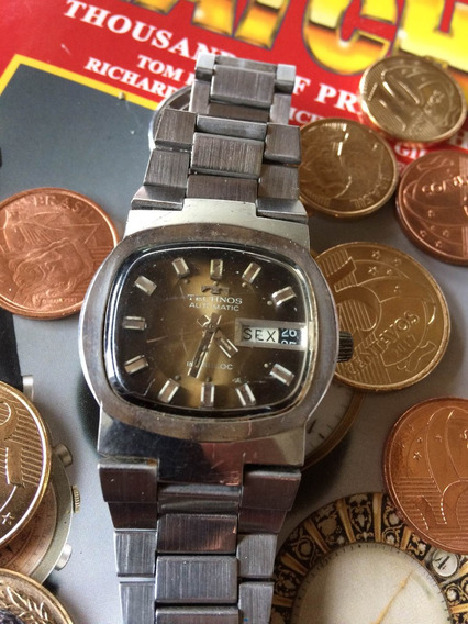 Relógio Technos Swiss Made ( No Estado)