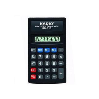 Calculadora Kadio Kd815 - 8 Dígitos Nueva