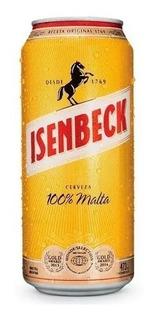 Cerveza Isenbeck Pack X 24 473 Ml Titanium Super Mayorista