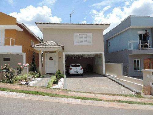 Casa Com 3 Dormitórios À Venda, 266 M² Por R$ 954.000,00 - Granja Viana - Cotia/sp - Ca0472