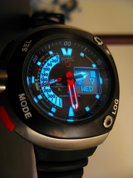 Relógio Citizen Aqualand Ecodrive