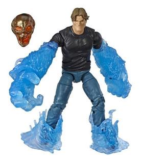 Marvel Legends Spider-man Hidro-man Baf Molten Man Toylover
