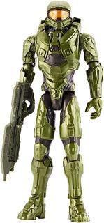 Halo Figura De Acción Master Chief, 12