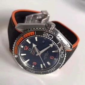 Relógio Ômega Seamaster Aro Em Cerâmica Automático
