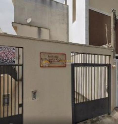 Casa Em Condomínio Assobradada Para Venda No Bairro Vila Carrão, 3 Dorm, 1 Suíte, 2 Vagas, 94 M - 4804