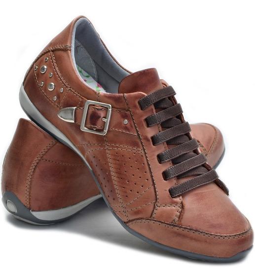 Sapato Casual Feminino Bmbrasil Casual Conforto Envio 24h*