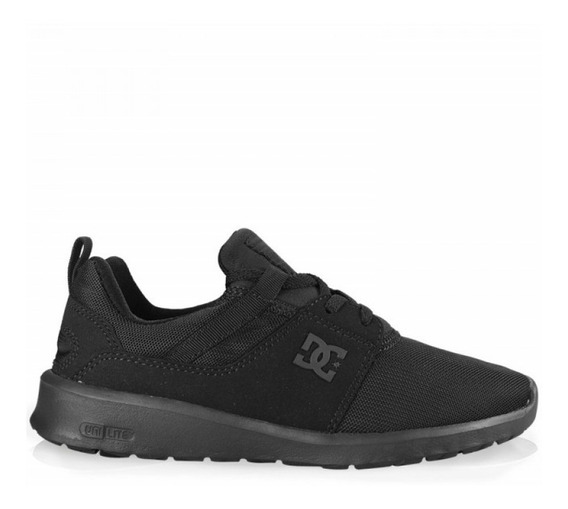 Tenis Dc Shoes Heathrow Preto