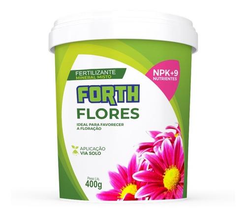 Imagem 1 de 1 de Fertilizante Forth Flores 400 Gramas Me