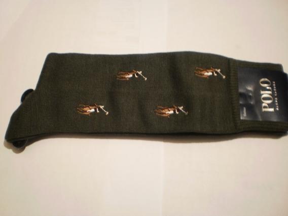 Calcetines De Vestir Polo Ralph Lauren Nuevos Con Etiqueta