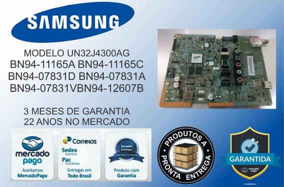 Placa Principal Samsung Un32j4300 Un32j4300ag Original Com Garantia