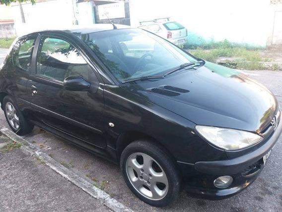 Peugeot 206 1.4 Flex 2007