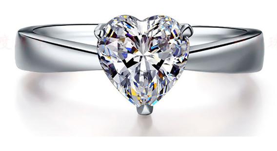 Anel De Prata De Lei Para Noivado, Compromisso, Casamento