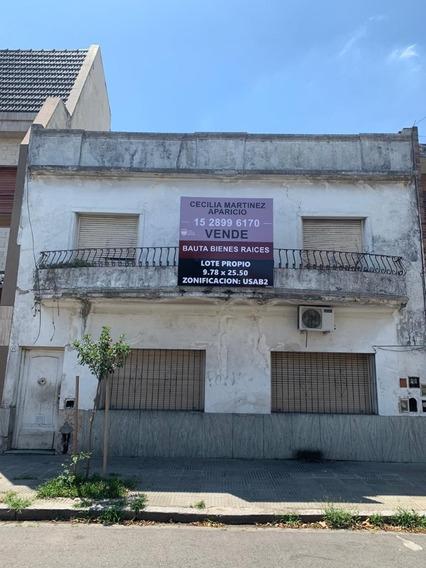 Lote En Liniers 234 M2, 837 M2 Construibles