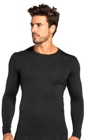 Camisa Térmica Longa Masculina Praia Surfe Conforto 037