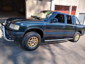 Chevrolet S10 4.3 Executive Cab. Dupla 4p 1999