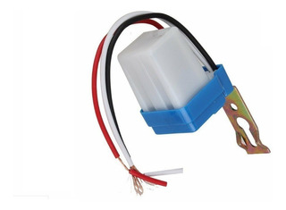 Fotocelda 12v Sensor De Encendido Y Apagado Automatico Lampa