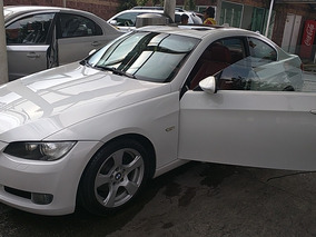 Bmw Serie 325i Coupe At 2 Puertas Interior Rojo