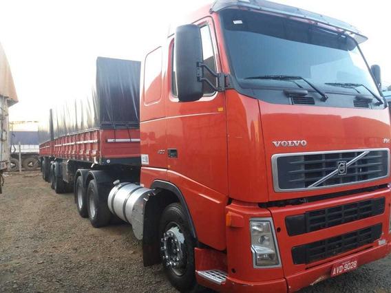 Volvo Fh 400 07/08 6x2