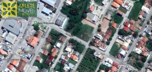 Terreno No Bairro Bombas Em Bombinhas Sc - 1612