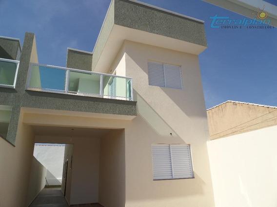 Sobrado Com 3 Dormitórios À Venda, 98 M² Por R$ 349.000,00 - Parque D