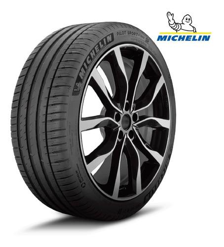 Imagen 1 de 9 de Llanta Michelin 235/65r17 Pilot Sport 4 Suv