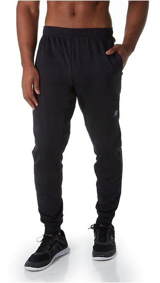 New Balance Core Fleece Jogger Negro