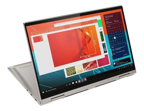 Imagen 1 de 5 de Notebook Lenovo Yoga C740 14 Touch 2en1 I5 8gb 256gb Ssd