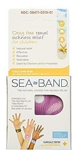 Wrisitband-child Sea-band Internacional 1 Pack