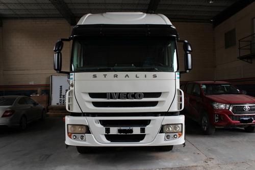 Iveco Stralis 740s42tz 6x4