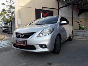 Nissan Versa 1.6 Sl 2013