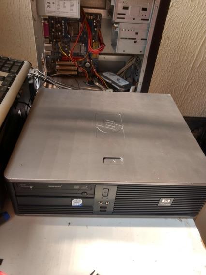 Cpu Hp Compaq Dc5700 Windows 7 Original 2 Gb Hd160 Core 2duo