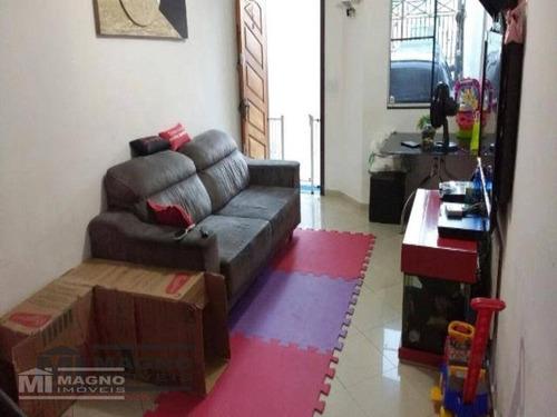 Sobrado Com 2 Dormitórios À Venda Em Aricanduva - So0385