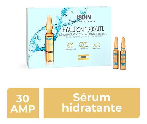 Isdinceutics Hyaluronic Booster 30 Ampollas Hidratantes