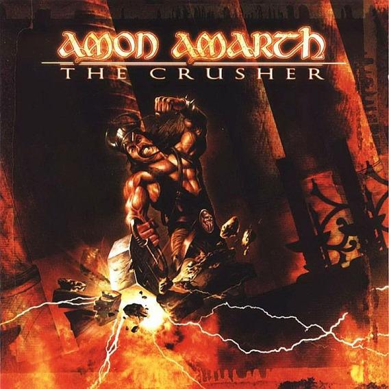 Cd Amon Amarth The Crusher (duplo)