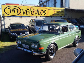 Vw Tl 1600 1971 Volkswagen Fusca Variante Brasilia Antigos