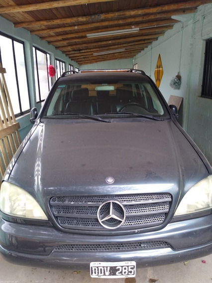 Mercedes-benz Ml 3.2 Ml320 At 2000