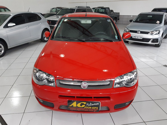 Fiat Palio Fire Economy 2011 Vermelho 1.0 Flex 4p Ud 43000km