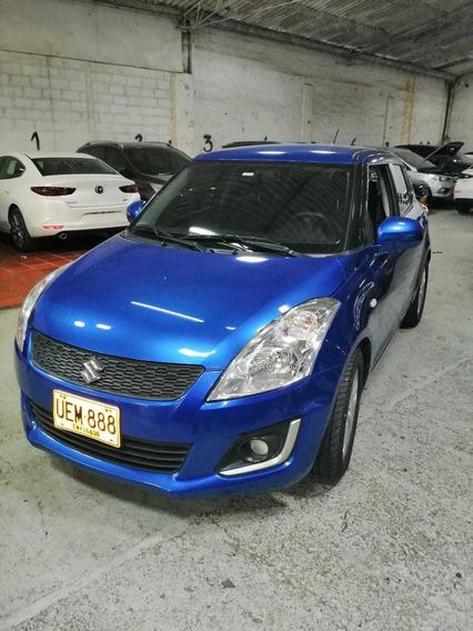 Suzuki Swift Automático 1400cc