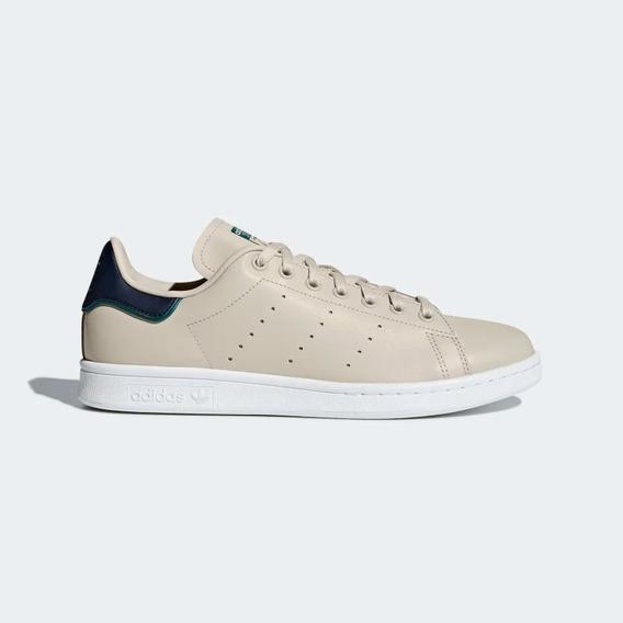 Zapatillas adidas Cuero Originals Stan Smith Beige