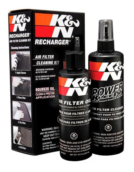 Kit Limpeza Filtro De Ar, K&n, K N, 99-5050, Squeeze